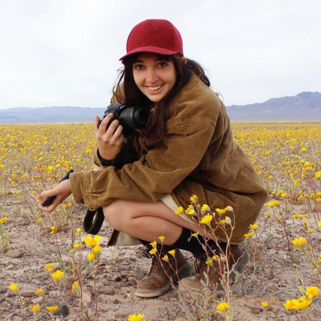 Cameron Hannah Bick Ecology Evolution And Marine Biology Uc
